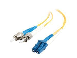C2G 37478 16.40  ft. LC/ST Duplex 9/125 Single Mode Fiber Patch Cable