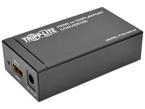 Tripp Lite HDMI/DVI to DisplayPort Active Converter, HDMI to DisplayPort (F/F), 1920 x 1200, 1080p (P130-000-DP)