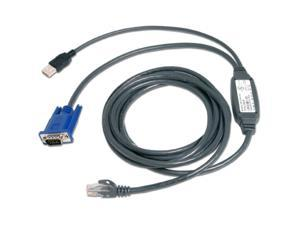Avocent 10 ft. KVM Cable USBIAC-10