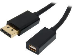 StarTech Model DP2MDPMF3 3 ft. DisplayPort to Mini DisplayPort Video Cable M-F