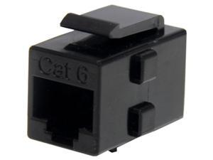 StarTech N6PATCH5GN Cat 6 RJ45 Keystone Jack Network Coupler, F/F