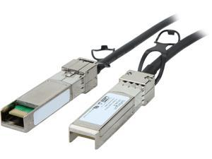 StarTech SFPCMM1M 3.30 ft. 1m Cisco Compatible SFP+ 10-Gigabit Ethernet (10GbE) Twinax Direct Attach Cable