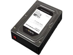 "StarTech.com 2.5"" to 3.5"" SATA Hard Drive Adapter Enclosure with SSD / HDD"