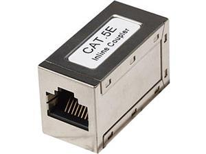 Intellinet Network Solutions Cat5e Modular Inline Coupler