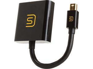 DataSTREAM Mini Display Port to HDMI Adapter Cable with 1080p Resolution and Gold Plated Connectors