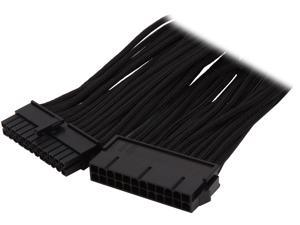 "BitFenix BFA-MSC-24ATX45KK-RP 11.81"" (30cm) ATX 24-pin Extension Cable M-F"