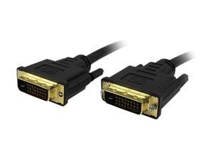 Comprehensive Model DVI-DVI-15ST Black 15 ft. Connector Type 1: DVI-D Male 