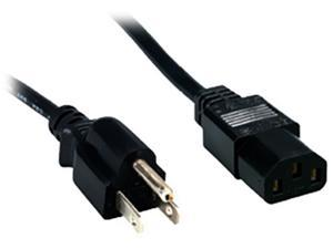 Comprehensive Model PWC-BK-10 10ft. Standard PC Power Cord 18/3 SV