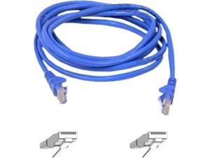 BELKIN A3L980-05-BLU 5 ft. Cat 6 Blue CAT6 Snagless Networking Cable