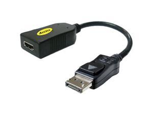 Accell B086B-001B DisplayPort to HDMI Adapter Cable