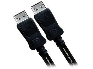 Accell B142C-007B-2 6.56 ft. UltraAV DisplayPort to DisplayPort Version 1.2 Cable