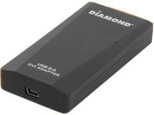 Diamond BVU165LT USB External Video Display Adapter