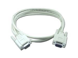 QVS Model CC388-06 6 ft. HD15 Video Cable M-M