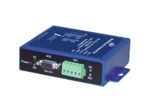 B&B Heavy Industrial RS-232 to RS-422/485 Isolated Converter