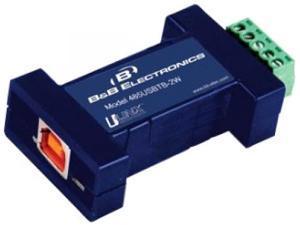 B&B 485USBTB-2W-LS Adapter