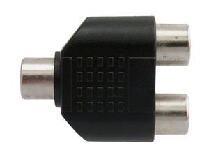 Insten 675831 RCA Female to 2 Female Adapter