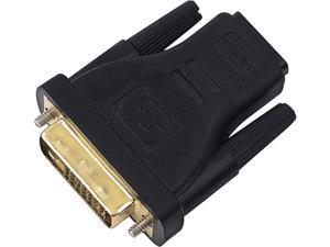 Insten 1668029 DVI-D dual link Male to HDMI Female Adapter