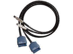 Fluke Networks DTX-PLA002S 10 Gigabit Permanent Link Adapters for Cat 6A and Alien Cross Talk Testing