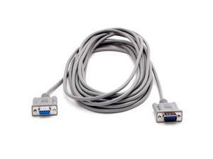StarTech Model MXT100_25 25 ft. Straight Through Serial Cable M-F