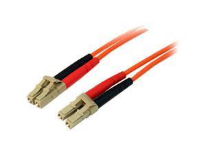 StarTech.com 15m Multimode 50/125 Duplex Fiber Patch Cable LC - LC