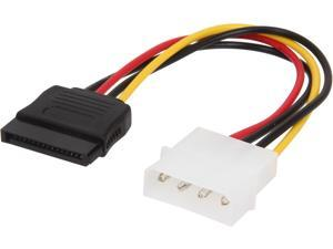 "VCOM VC-POWSATA 6"" Serial ATA Power Cable"