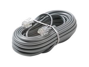 STEREN Model 304-003SL 3 ft Modular Telephone Cord