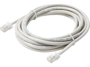 Steren 308-507GY 7 ft. Cat 5E Gray UTP Cat.5e Patch Cable