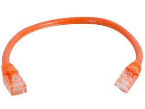 C2G 00446 7 ft. 350 MHz Snagless Patch Cable