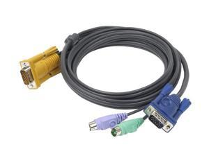 ATEN 6 ft. Master View PS/2 KVM Cable 2L5202P