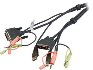 ATEN 6 ft. KVM Cable 2L7D02UI