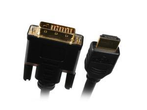 Nippon Labs HDMI TO DVI Cable 3 ft. with Gold-plated Connector Model DVI 1 HDMI