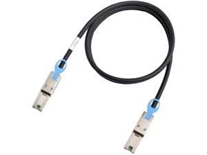 Lenovo Model 00MJ176 1.97 ft. SAS Cable (mSAS HD to mSAS HD)