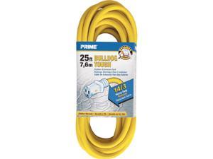 Prime Wire Model LT511725 25 ft. Bulldog Tough Extension Cord With Indicator Light
