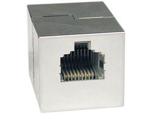 TRIPP LITE N032-001 Cat5e Straight Through Modular In-line Coupler