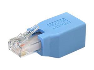 StarTech ROLLOVER Cisco Console Rollover Adapter for RJ45 Ethernet Cable M/F