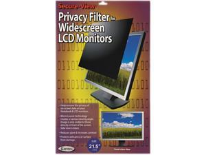 "Secure View Lcd Monitor Privacy Filter For 21.5"" Widescreen"