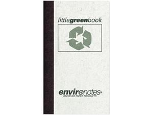 Roaring Spring Environotes Little Green Memo Book