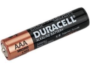 Coppertop Alkaline Batteries With Duralock Power Preserve Technology,