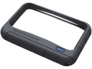 """Bausch & Lomb 628006 Handheld LED Magnifier, Rectangular, 4"""" x 2"""", 1 Each"""