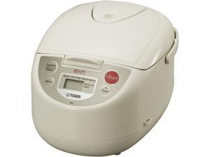 Tiger Microcomputer Controlled Rice Cooker/Warmer, JBA-B18U, 10-cup(Uncooked)/20-cup(Cooked)