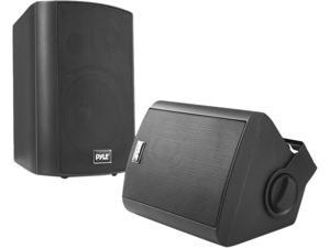"PYLE HOME PDWR52BTBK 5.25"" Indoor/Outdoor Wall-Mount Bluetooth(R) Speaker System (Black)"