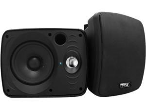 "PYLE HOME PDWR64BTB 6.5"" Indoor/Outdoor 800-Watt Bluetooth(R) Speaker System (Black)"