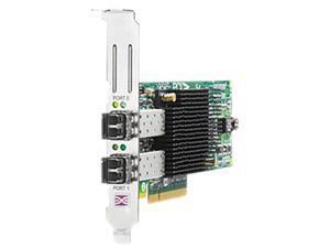 HP 82E 8GB DUAL-PORT PCI-E FC HBA/S-BUY