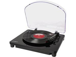 Ion Audio Classic LP 3-Speed Belt-Drive USB Conversion Turntable