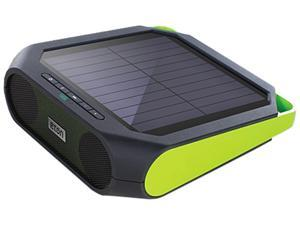 Eton Speaker System - Wireless Speaker(s) - Black - Bluetooth - USB - iPod Supported