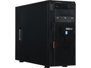 Lenovo ThinkServer TD340 Tower Server System Intel Xeon E5-2403 v2 70B5001TUX