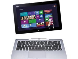 "ASUS Transformer Book T300LA-BB31T - 13.3"" - Intel Core i3 4020Y 1.5 GHz - 4 GB RAM - 64 GB SSD - Windows 8 64-Bit"