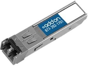 AddOn Dell 331-5308 Compatible 1000Base-SX SFP Transceiver (MMF, 850nm, 550m, LC, DOM)