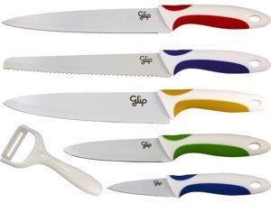 Glip Ceramic Knife 6-piece Set