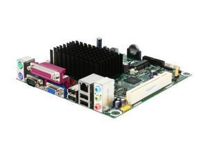 Intel BOXD525MW Intel Atom D525@ 1.8GHz (Dual Core) BGA559 Intel NM10 Mini ITX Motherboard/CPU Combo
